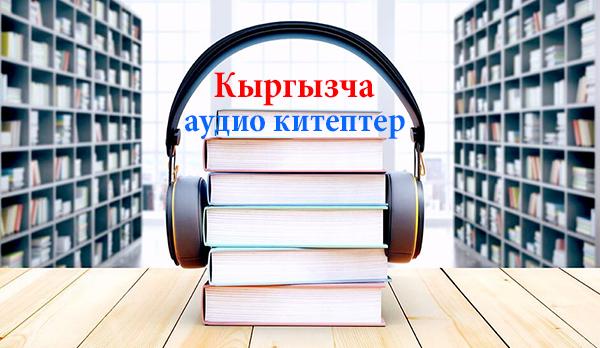 Аудио китептер 1