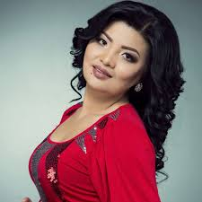 Динара Тилекеева — Кыргызым, казагым