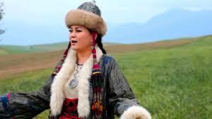 Кенже Көбөкова  — Мен кыргыздын кызымын