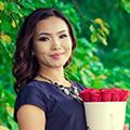 Айжамал Кабылова — Кыргызстан