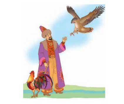 Өнөрлүү бала (Кыргыз эл жомогу)