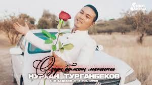 Нурхан Турганбеков - Өзүң болсоң меники
