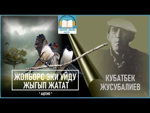 Кубатбек Жусубалиев - Жолборс эки уйду жыгып жатат